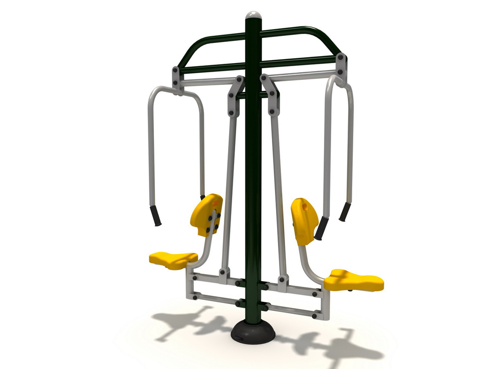 Double Seated Chest Press (FTV-002)