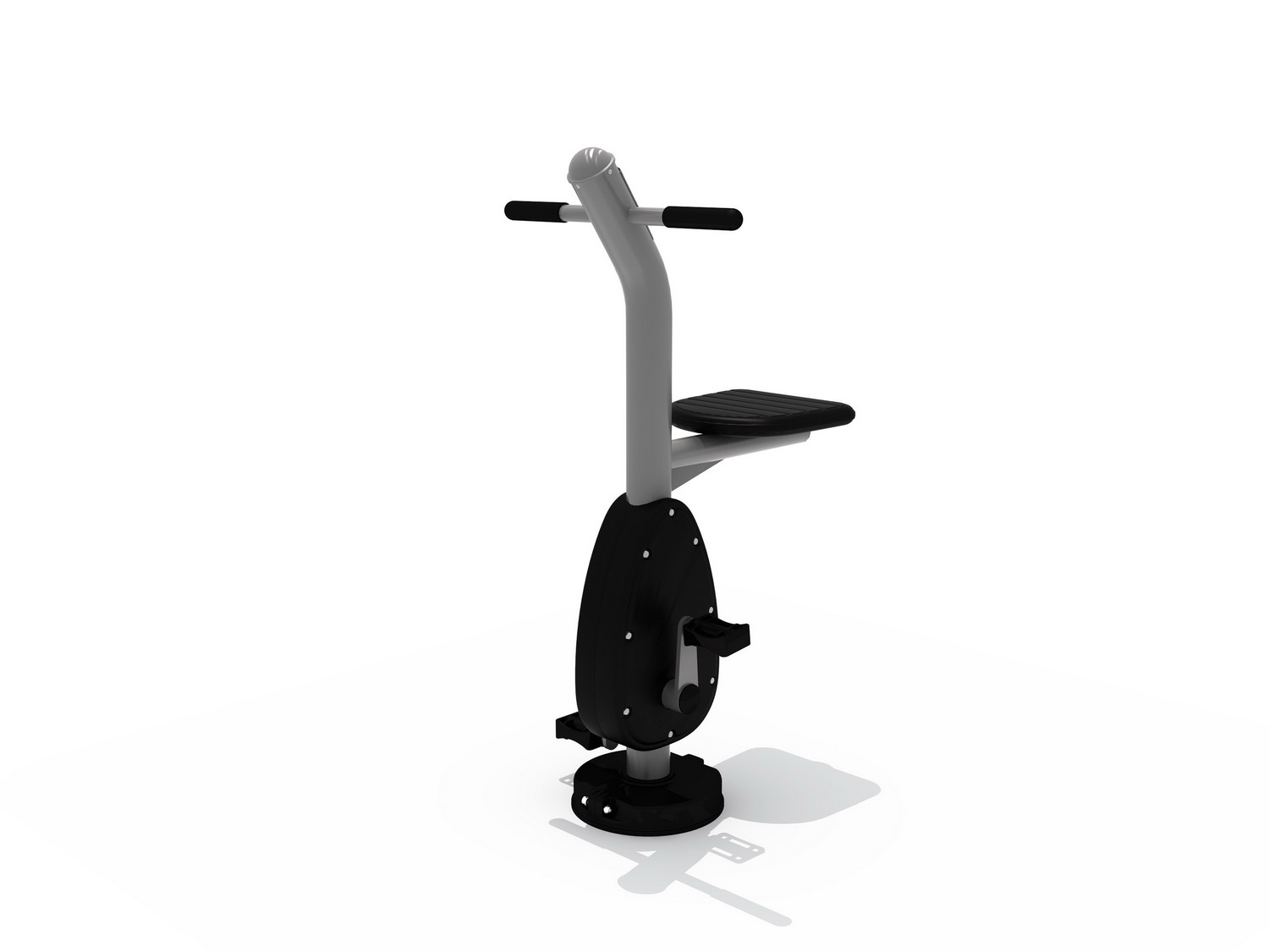 Upright Cycle Trainer